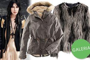 Kolekcja kurtek i płaszczy H&M na jesień i zimę 2012/13