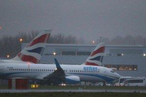Polska linia czarterowa Enter Air przewozi uchod�c�w do Wielkiej Brytanii