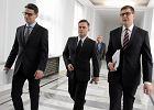 Hofman, Kamiński i Rogacki nie staną przed sądem. Prokuratura umarza śledztwo