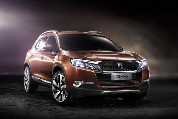 Salon Pekin 2014 | Citroen DS 6WR | Pora na SUV-a