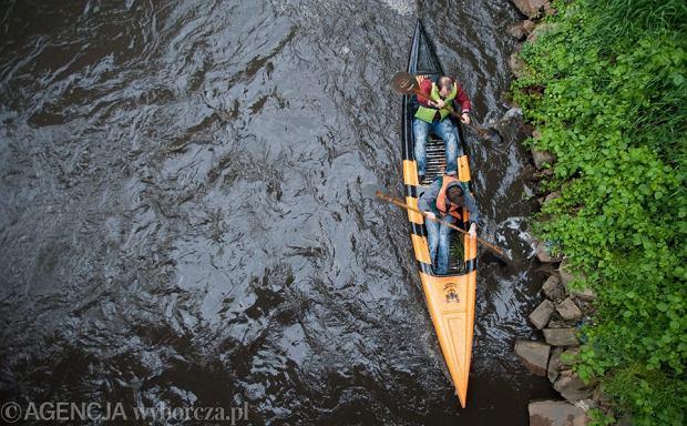 Tragedia na spływie kajakowym w okolicy Wałcza. Zginął ojciec z 7-letnim synem