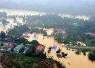Tragiczna pow�d� w Malezji. 160 tysi�cy os�b straci�o domy