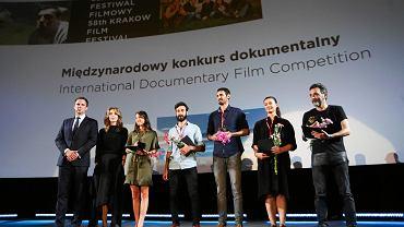 Finał Krakowskiego Festiwalu Filmowego
