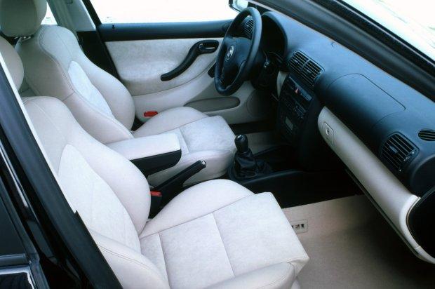 Seat Toledo II - wnętrze