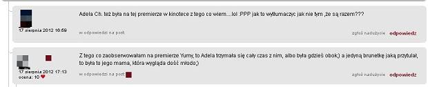 komentarze Jakub Gierszał