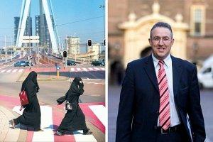 Burmistrz Rotterdamu do muzu�man�w: Je�li si� wam tutaj nie podoba, to pakujcie walizki i wyje�d�ajcie