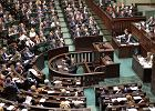 Nietypowe posiedzenie Sejmu - w poniedziałek. Służba cywilna, Trybunał Konstytucyjny...