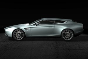 Aston Martin Virage Shooting Brake Zagato | Tylko jeden
