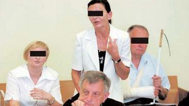 Jeanetta M. jest oskarżona o zaniżenie wartości majątku Pomeranii