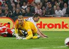 Joe Hart i Robert Lewandowski