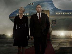 Agnieszka Holland o ''House of Cards'': Czekamy na Mesjasza, a póki co zastępujemy go Underwoodem albo Putinem