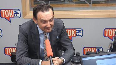 Dr Maciej Mitera w TOK FM