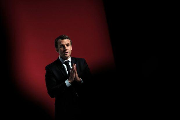 Macron na wznoszącej fali. Czy przekona do siebie także niezadowolonych Francuzów?
