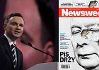 """""""Newsweek"""" ujawnia: Duda był działaczem Unii Wolności. """"To gracz"""", """"nie ma żadnych poglądów"""""""