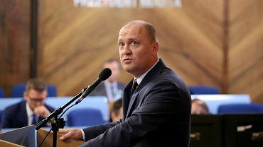 Wybory samorządowe 2018 w Szczecinie. Piotr Krzystek mówi o wyspie Łasztownia i in vitro