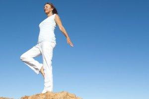 Poczucie r�wnowagi - wska�nik stanu zdrowia i d�ugo�ci �ycia?