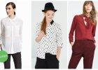 Przegląd: koszule damskie  [Zara, Orsay, Reserved, H&M i inne marki]