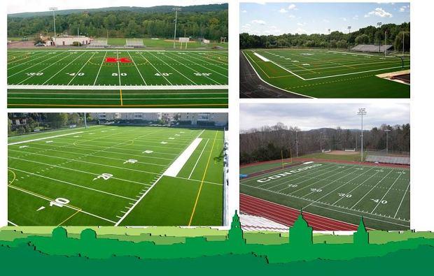 Mniej więcej tak będzie wyglądał stadion przy Botanicznej