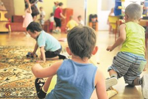 Prawie tysi�c trzylatk�w bez miejsca w przedszkolu w Poznaniu
