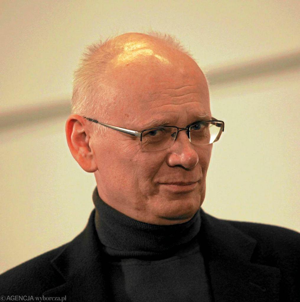 Adam Szostkiewicz, publicysta ''Polityki''