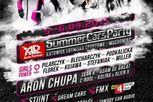 Summer Cars Party 2015. Muchowiec jak tor wy�cigowy