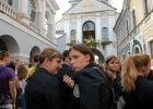 W Warszawie wybory, w Wilnie strajk