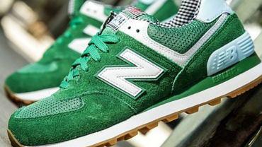 Kultowe sneakersy New Balance w jesiennej odsłonie i w super cenach