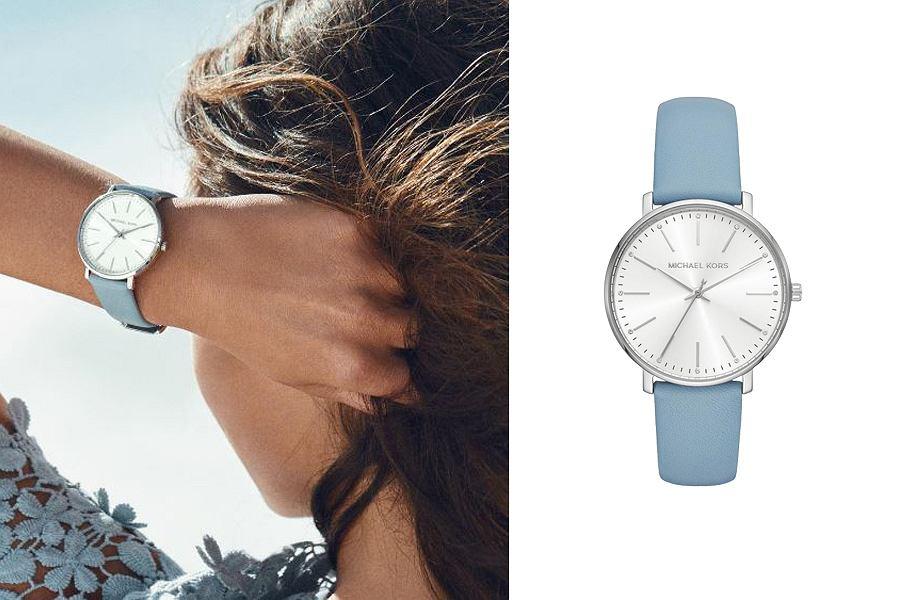 zegarek Michael Kors na pasku