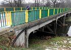 Unikatowy most z 1908 r. doczeka si� pierwszego remontu