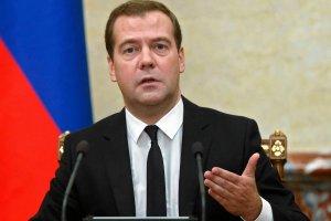 Miedwiediew: Je�li Ukraina b�dzie niejawnie wciela� w �ycie umow� stowarzyszeniow� z UE, to...