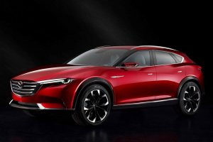 Salon Frankfurt 2015 | Mazda Koeru | Nowy crossover