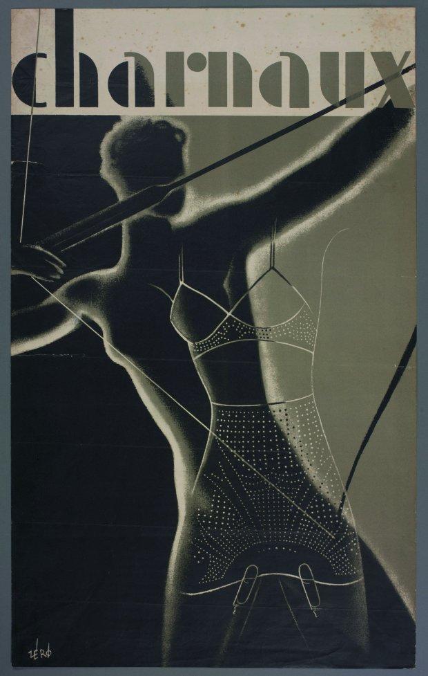 Plakat zaprojektowany przez Hansa Schlegera