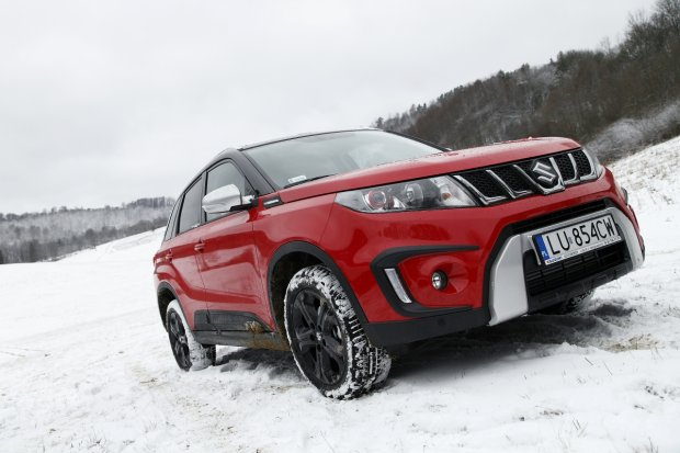 Rekordowy rok Suzuki w Polsce