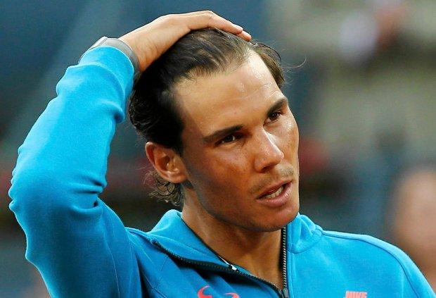 Ranking ATP. Nadal spad� na si�dme miejsce, Janowicz 46.