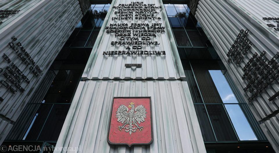 Znalezione obrazy dla zapytania sąd najwyższy