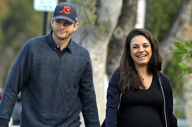 Mila Kunis i Ashton Kutcher znów zostali rodzicami. Znamy płeć!