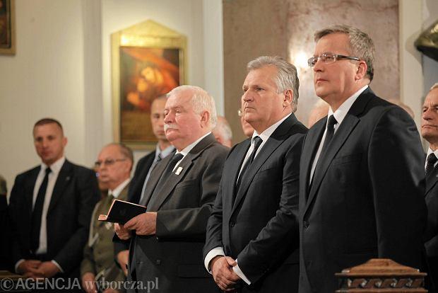 Byli prezydenci we wspólnym liście: Może dojść do samowykluczenia Polski