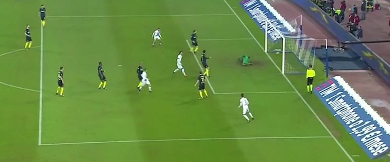 Top 4 Ligi Włoskiej. Zieliński zdobył piękną bramkę dla Napoli [ELEVEN SPORTS NETWORK]