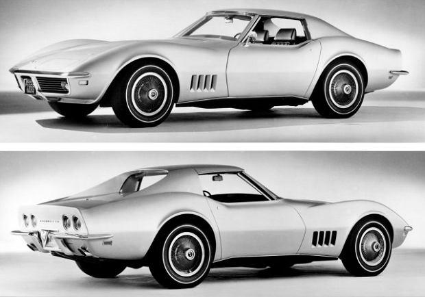 Trzecia generacja (C3): 1968-82
