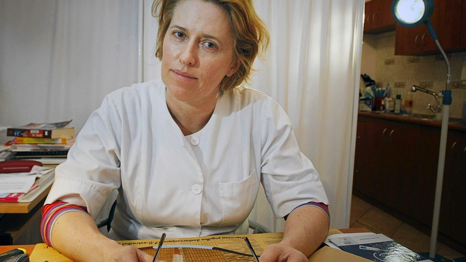 Prof. dr Anita Olejek
