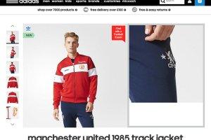 Nowe dresy Manchesteru United. �aden kibic ich nie kupi?