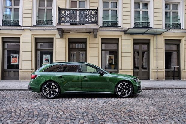 Audi RS4 2.9 TFSI 450 KM
