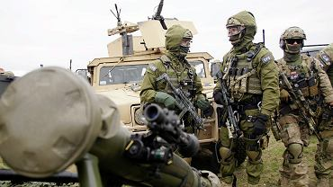Ćwiczenia tzw. szpicy NATO w Świętoszowie 18.06.2015