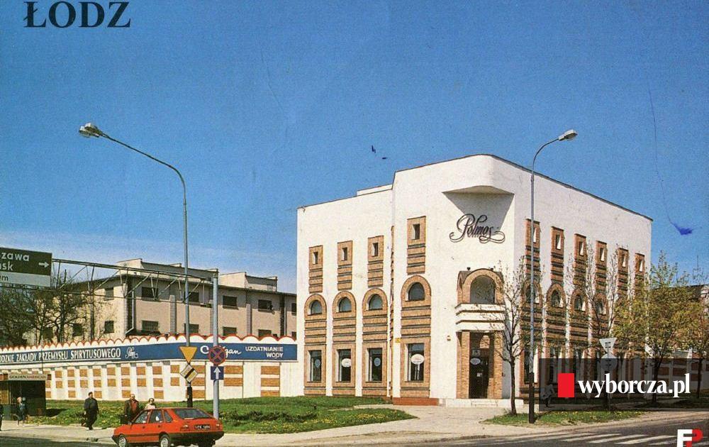Pałace, Synagogi, Dworce, Hotele. Tych Obiektów W Łodzi