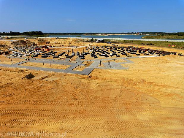 FPark of Poland w Mszczonowie - budowa najwiekszego aquaparku w Europie