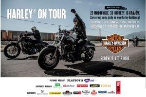 Harley on Tour zmierza do Warszawy!