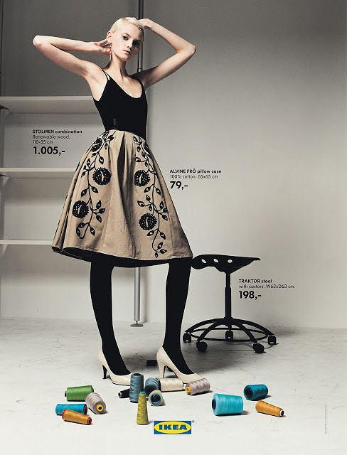 Ubrania z IKEA