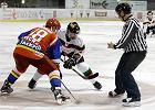 Mecz GKS Tychy - Dunarea Galati (8:3) w Pucharze Kontynentalnym