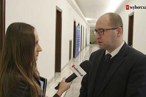 """Bielan dla """"Wyborczej"""": Jest duża szansa, że taśmy z Sali Kolumnowej jeszcze dziś będą ujawnione na stronie internetowej Sejmu"""
