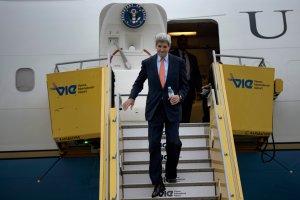 Kerry: ONZ dostanie misję wynegocjowania zawieszenia broni w Syrii